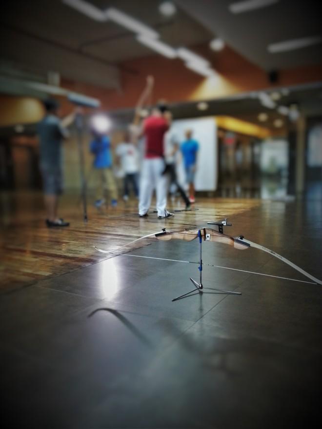 sagittarium gandiva kodanda archery range