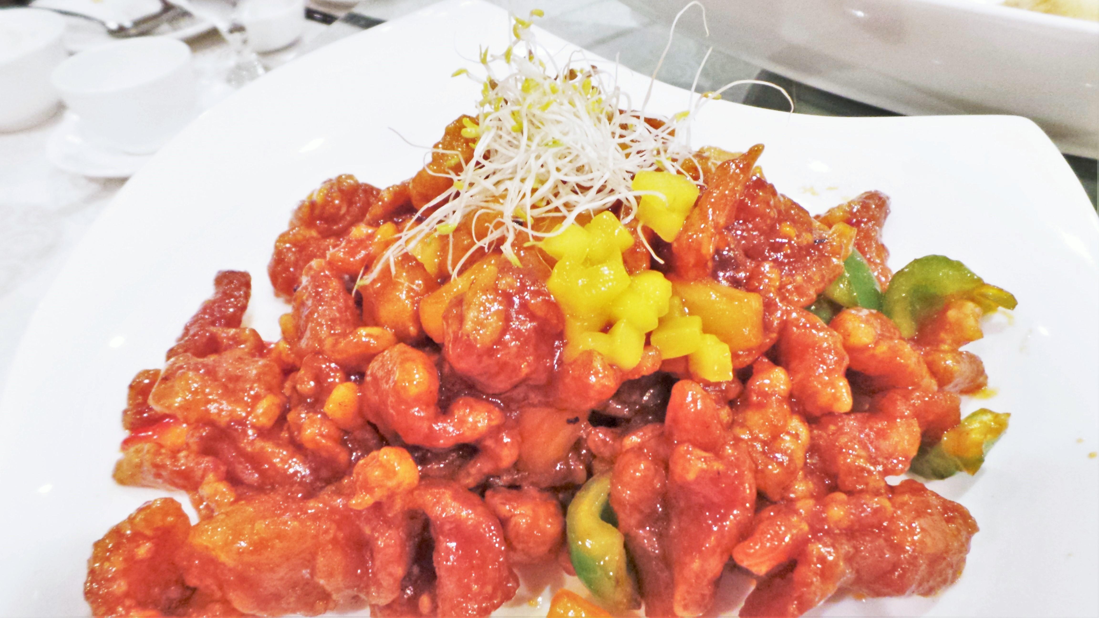 Edsa shangri-la, summer palace, Chinese fine dining, zomato