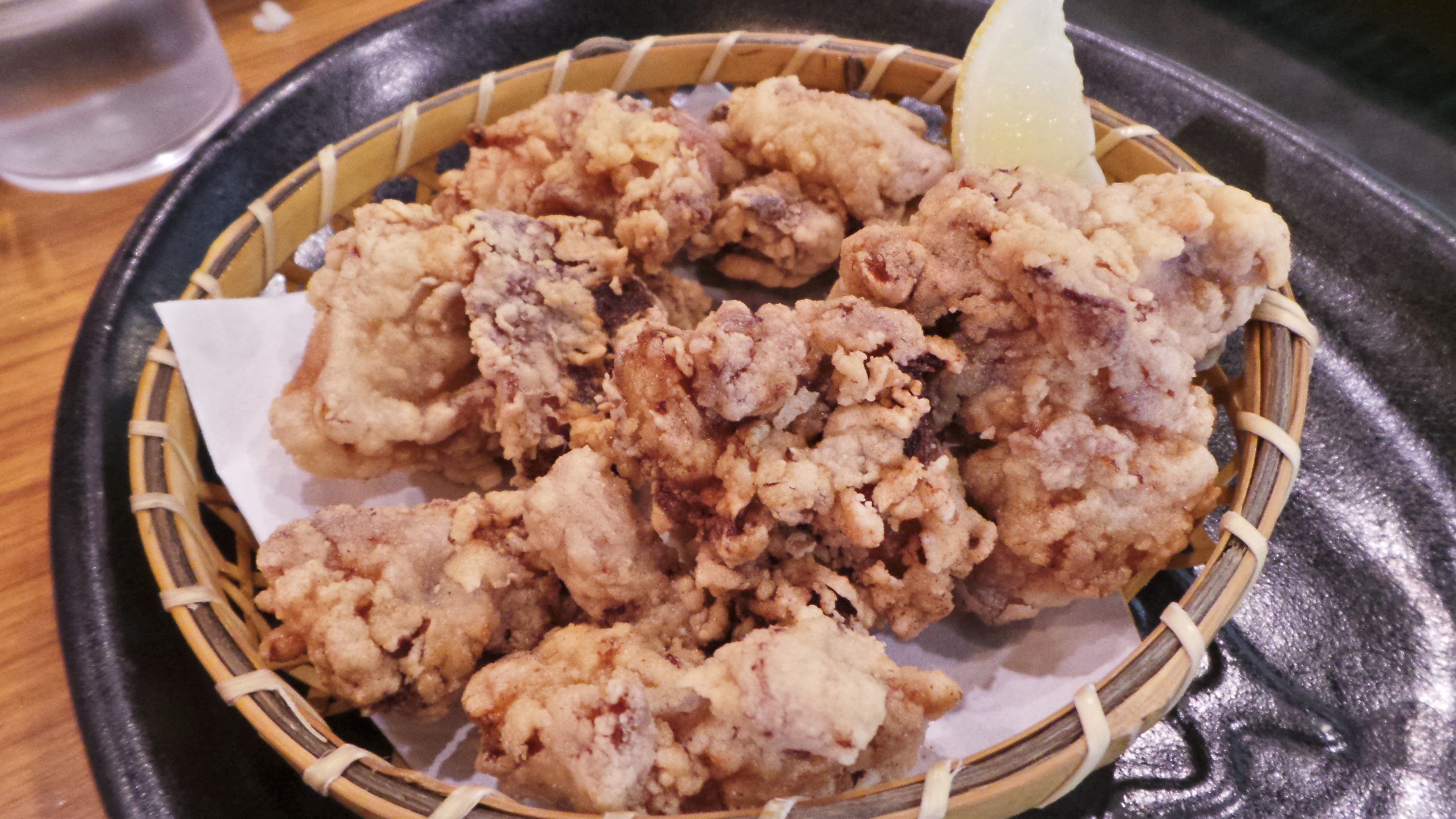 Fried Chicken Karaage, Japanese Grill, Okonomiyaki, Dohtonbori, Osaka, San Juan, 8 Missouri, Greenhills, Cheese