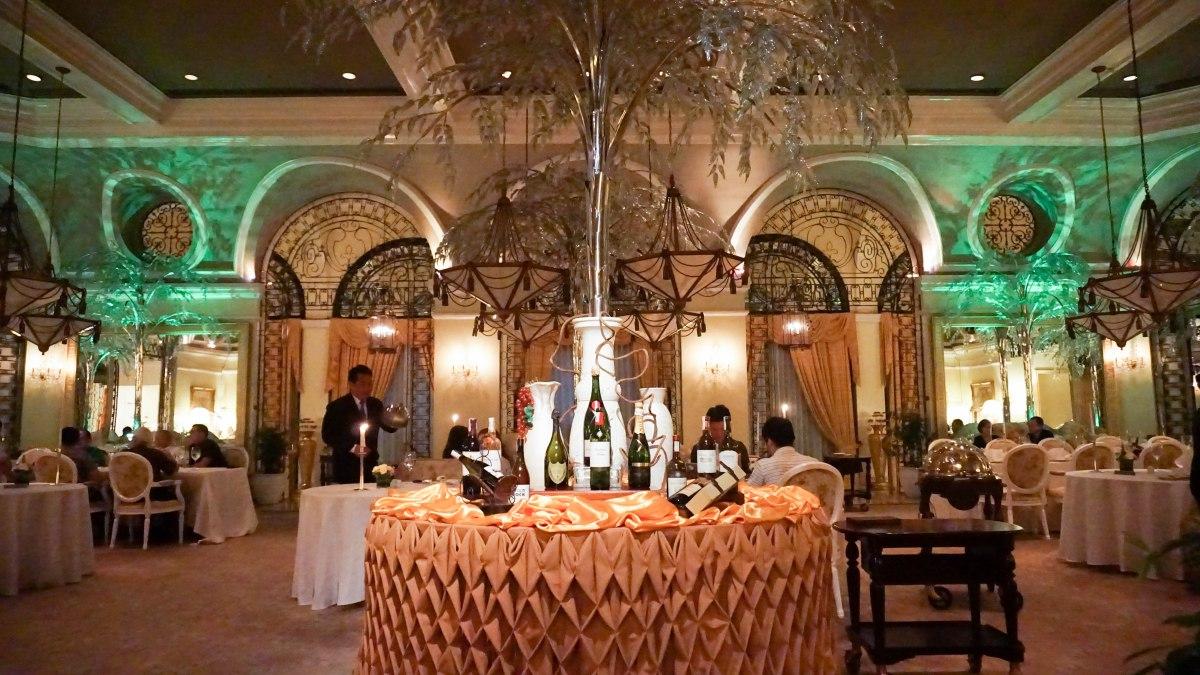 The Champagne Room Manila Hotel